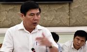 4 phó chủ tịch UBND TP HCM vào cuộc chống ngập