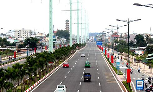 Đường nội đô đẹp nhất TP HCM được thông xe toàn tuyến