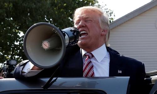Donald Trump trong mắt người Nga