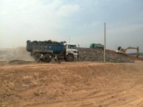 7.000 tấn rác mỗi ngày của TP HCM về đâu