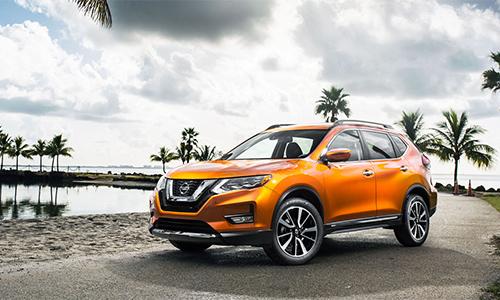 Nissan Rogue 2017 1 9114 1473755188 Nissan Rogue 2017, tên gọi khác của Nissan X Trail tại thị trường Mỹ