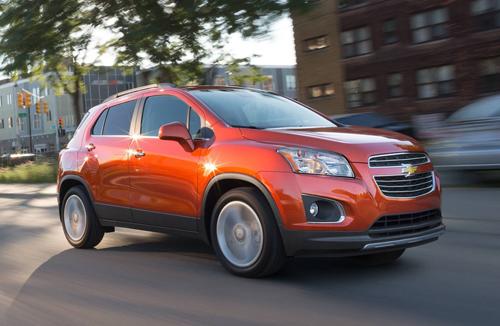 Chevrolet Trax 7634 1473841716 Chevrolet Trax   Sẵn sàng để đối đầu với Ford EcoSport