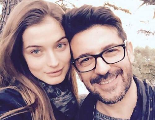 Gianluca Cervara đã trình báo cảnh sát sau khi vợ ông, cựu Hoa hậu Hoàn vũ Ukraine Anna Zaiachkivska