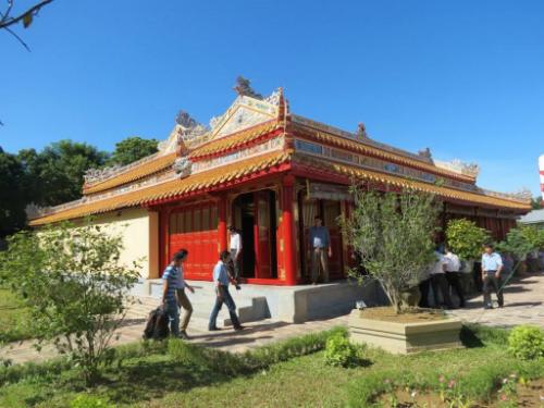 Gần 36 tỷ đồng trùng tu nơi thờ chúa Nguyễn Kim