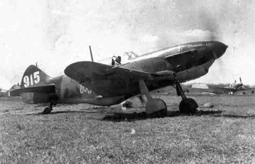 Tiêm kích LaGG-3 của Liên Xô. Ảnh: Wikimedia