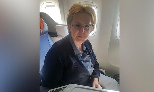 Bộ trưởng Y tế Nga Veronika Skvortsova. Ảnh: RT.