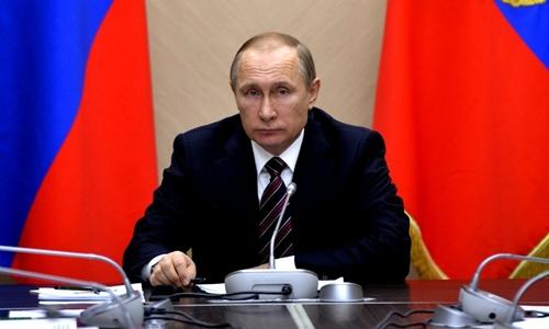 Ông Putin được cho là có kế hoạch hồi sinh cơ quan tình báo KGB nổi tiếng thời Liên Xô. Ảnh minh họa: Sputnik.