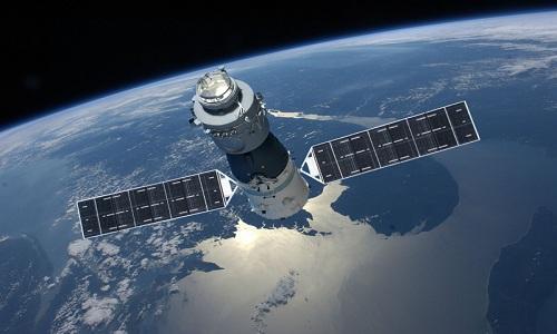 Trạm Thiên Cung 1 sẽ rơi xuống Trái Đất năm 2017. Ảnh: Wordpress.