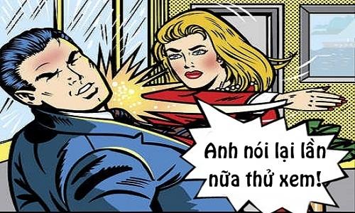 Bạn gái giận dỗi vì lời khuyên thật lòng của người yêu