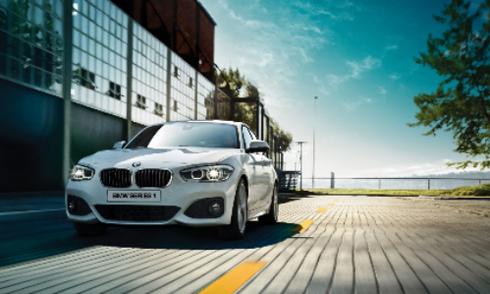 Ôtô hơn một tỷ - phân khúc cho doanh nhân khởi nghiệp