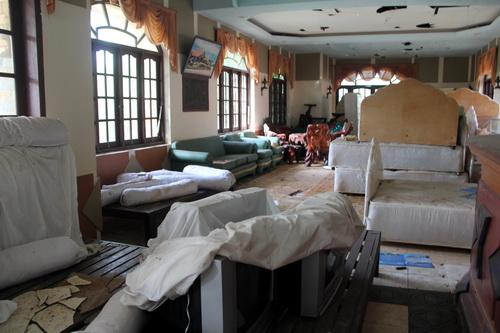 Chủ resort xót xa tiền tỷ chôn vùi ở Kê Gà - ảnh 3