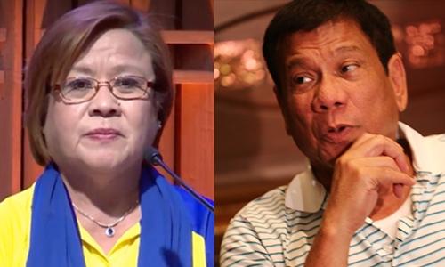 Nữ nghị sĩ Philippines cáo buộc tổng thống là người kỳ thị phụ nữ. Ảnh minh họa: Inquirer.