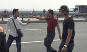 Công an Hà Nội xác minh vụ cảnh sát hình sự tấn công phóng viên
