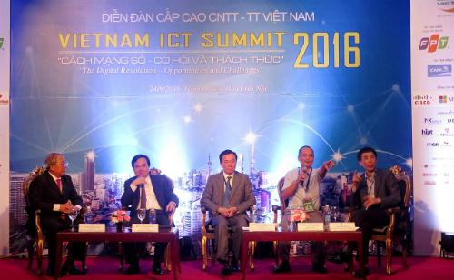Tiến sĩ Nguyễn Thành Nam chia sẻ tại sự kiện. Ảnh: Thanh Tùng.