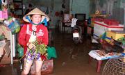 Người Sài Gòn khổ sở sau trận mưa lịch sử