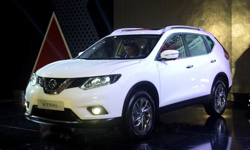 Nissan X-Trail - thêm thách thức cho Mazda CX-5 tại Việt Nam