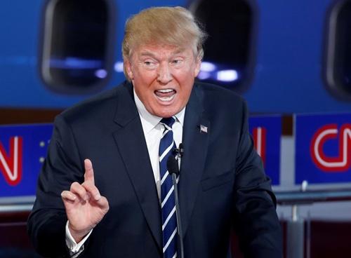 Những lần khinh miệt phụ nữ của Donald Trump