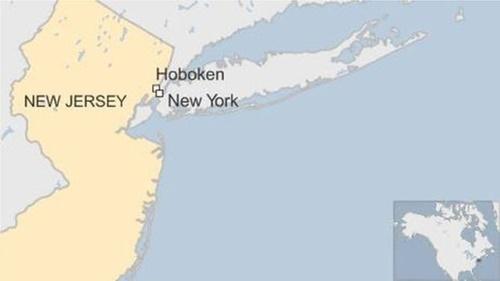 Tàu đâm vào nhà ga ở Mỹ, hơn 100 người bị thương