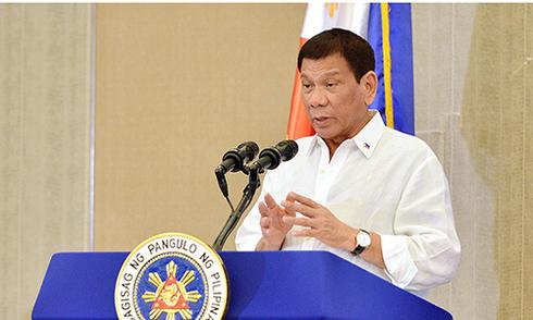Ông Duterte tuyên bố Philippines - Mỹ sẽ chấm dứt tập trận chung