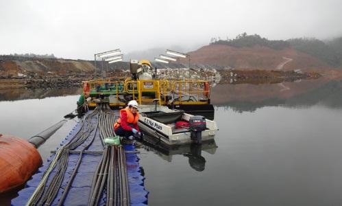 Thanh tra dự án Núi Pháo trong 45 ngày