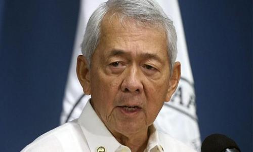 Ngoại trưởng Philippines đính chính tin 'tập trận lần cuối với Mỹ'
