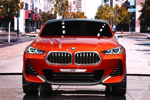 bmw x2 2 9371 1475226465 BMW X2 concept   Phong cách thiết kế tương lai