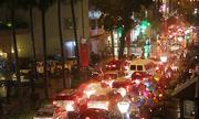 Lãnh đạo TP HCM 'chạy vòng vòng' 3 giờ trong trận mưa lịch sử để về nhà