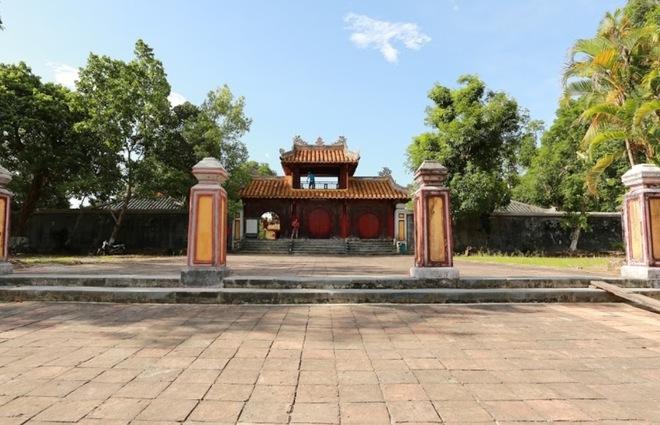 Nơi an giấc nghìn thu của vị vua sáng lập triều Nguyễn