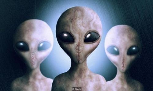 Người ngoài hành tinh trong hình dung của nhiều người là những sinh vật màu xám, cơ thể bé nhỏ với đôi mắt to. Ảnh: iStock.