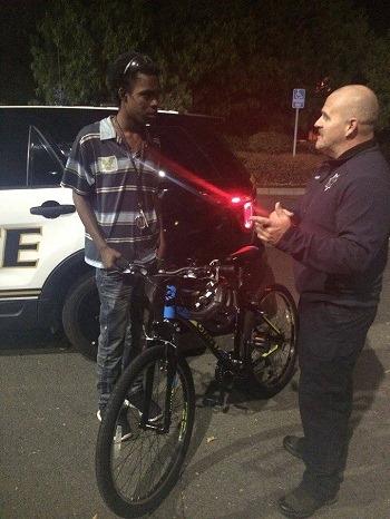 Duncan và cảnh sát trưởng Keffer