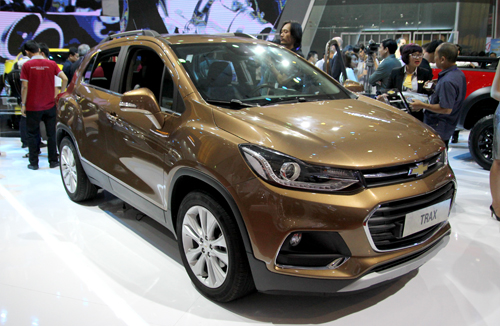 chiếc xe crossover cỡ B nhập khẩu Hàn Quốc ra mắt người mua