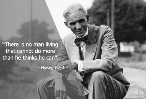 Cùng học tiếng Anh qua những câu nói bất hủ của Henry Ford