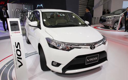 1 1235 1475724795 Toyota Vios mới nâng cấp động cơ