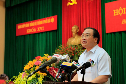 Bí thư Hà Nội: 'Không để cá chết ở hồ Tây xảy ra lần nữa'