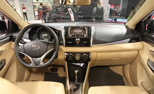9 1281 1475724795 Toyota Vios mới nâng cấp động cơ