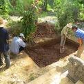 Ngày đầu khảo cổ nơi nghi chôn cất vua Quang Trung