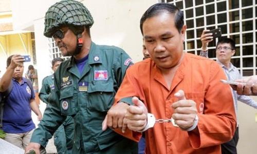 Nghị sĩ Campuchia bị xử tù vì xuyên tạc vấn đề biên giới Việt Nam