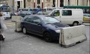 Những kiểu cảnh báo đỗ xe sai chất nhất quả đất