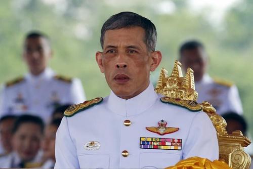 Chân dung thái tử mang hàm tướng nối ngôi Quốc vương Thái Lan