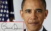 Liệu bạn có thể nhận diện người nổi tiếng qua chữ ký?