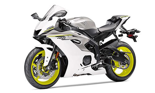 Yamaha R6 2017 nâng cấp từ thiết kế cho đến trang bị công nghệ.