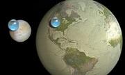 Lượng nước khiêm tốn của Trái Đất so với các thiên thể khác