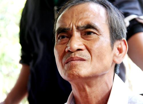 Ông Nén cho rằng sẽ khởi kiện ra tòa để đòi quyền lợi cho mình và gia đình. Ảnh: Phước Tuấn