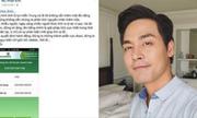 MC Phan Anh gửi 500 triệu đồng giúp đỡ đồng bào gặp lũ lụt miền Trung