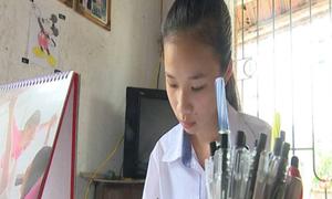 Hành trình đi tìm tri thức của cô nữ sinh trung học