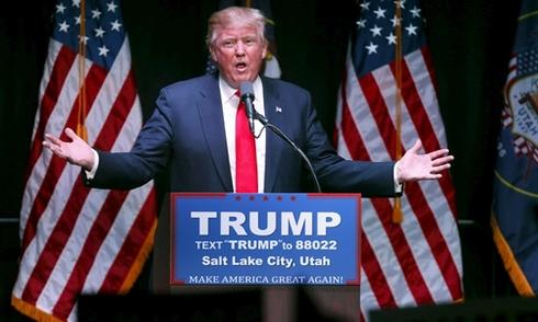 Ông Trump tố kết quả bầu cử tổng thống Mỹ bị gian lận. Ảnh minh họa: Reuters.
