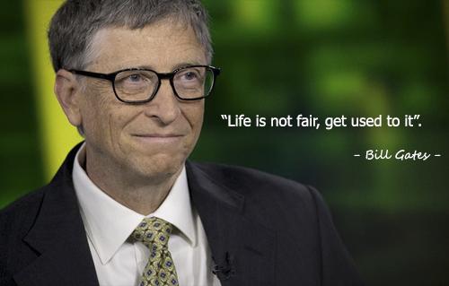 Học tiếng Anh qua những câu nói bất hủ của Bill Gates - ảnh 1