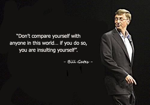 Học tiếng Anh qua những câu nói bất hủ của Bill Gates - ảnh 10