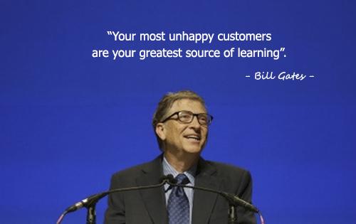Học tiếng Anh qua những câu nói bất hủ của Bill Gates - ảnh 4