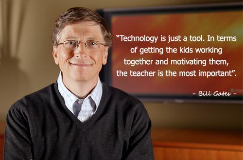 Học tiếng Anh qua những câu nói bất hủ của Bill Gates - ảnh 7